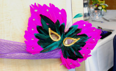 Bold & Beautiful Masquerade Event