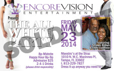 The All White Party 2014